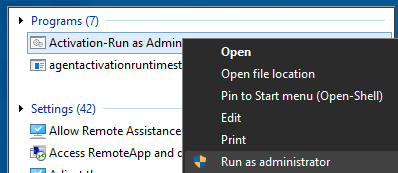 How to Activate Windows and Office when no on campus